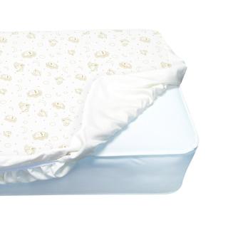 Serta® Perfect Balance Deluxe Organic Crib Mattress Pad