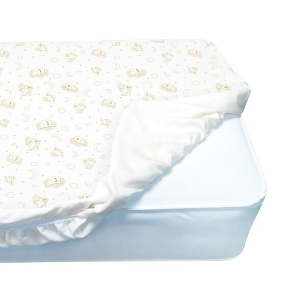 Shop Serta 174 Perfect Balance Deluxe Organic Crib Mattress