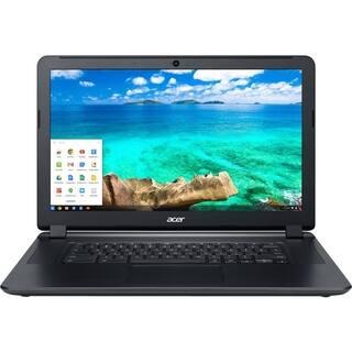 "Acer C910-3916 15.6"" LCD Chromebook - Intel Core i3 i3-5005U Dual-cor|https://ak1.ostkcdn.com/images/products/10010482/P17158426.jpg?impolicy=medium"