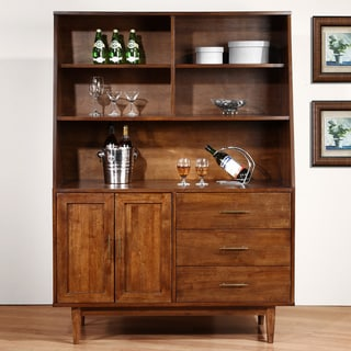 Danish Highboy Buffet