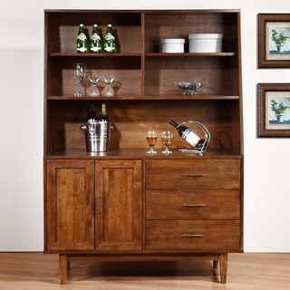 Jasper Laine Danish Highboy Buffet
