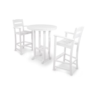 Ivy Terrace Classics 3-piece Outdoor Bar Set with Table