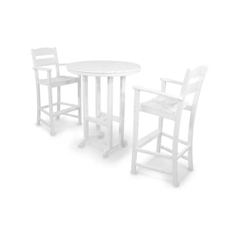 Buy White Outdoor Bistro Sets Online At Overstock Our
