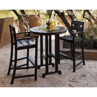 Ivy Terrace™ Classics 3-piece Outdoor Bar Set with Table