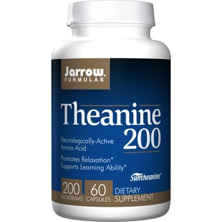 Jarrow Formulas Theanine (60 Capsules)