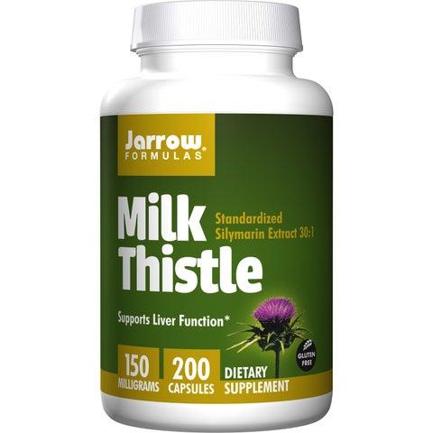 Jarrow Formulas Milk Thistle (200 Capsules)