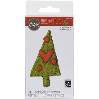 Sizzix Originals Die-Christmas Tree #3
