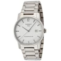 Tissot Men's  'T-Tempo' Automatic Stainless Steel Watch