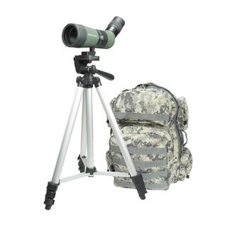 Celestron Olive Green LandScout 10-30 x 50 Backpack/ Tripod Kit