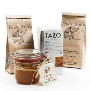 igourmet Organic Tea and Honey Collection