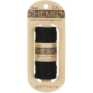 Hemp Spool 20lb 205'-Black