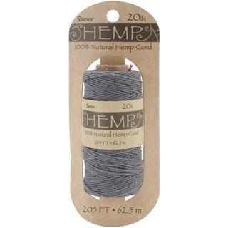 Hemp Spool 20lb 205'-Gray