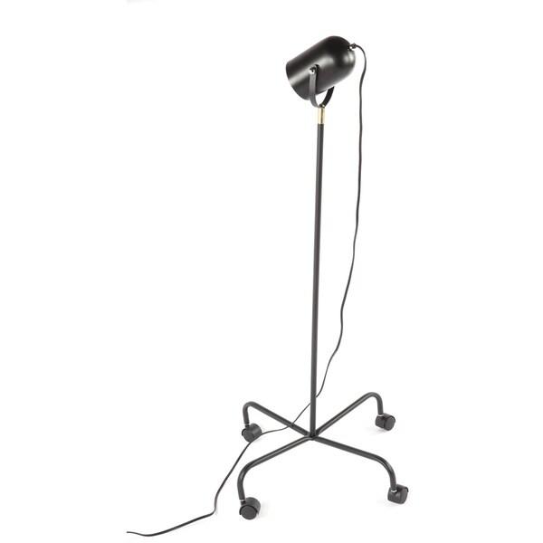 Hans Andersen Home Vespa Floor Lamp Black