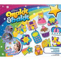 Makeit & Bakit Suncatcher Set 12/Pc-Doorbuster