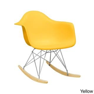 Mod Made Paris Tower Rocker/ Rocking Chair