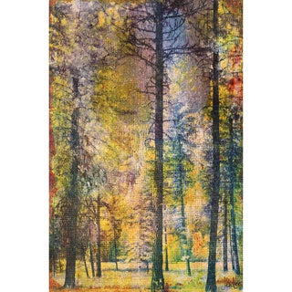 Marmont Hill - Handmade Walk in the Woods Canvas Art