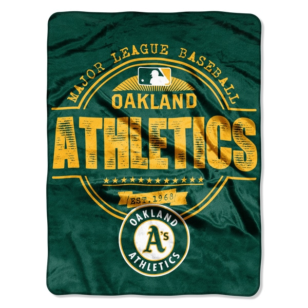 Athletics Structure Micro Throw Blanket