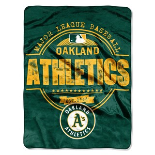 Athletics Structure Micro Throw Blanket