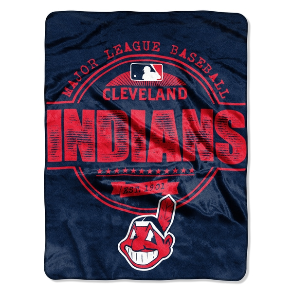 Indians Structure Micro Throw Blanket