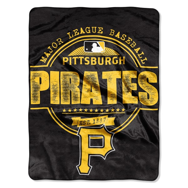 Pirates Structure Micro Throw Blanket