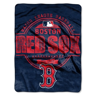 Red Sox Structure Micro Throw Blanket