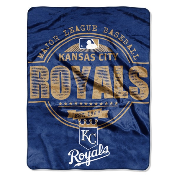 Royals Structure Micro Throw Blanket