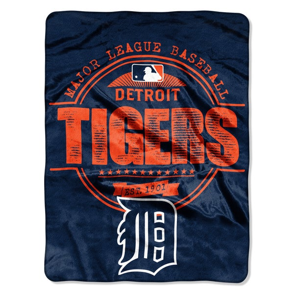 Tigers Structure Micro Throw Blanket