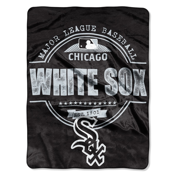 White Sox Structure Micro Throw Blanket