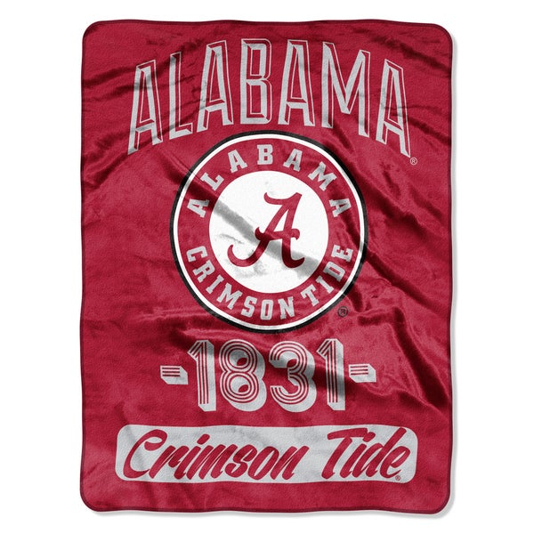 College Varsity Micro Blanket (Alabama)