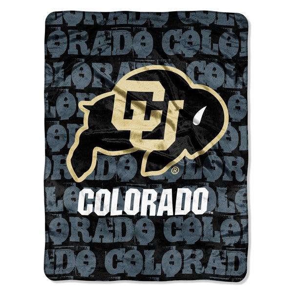 Colorado Grunge Micro Fleece Blanket