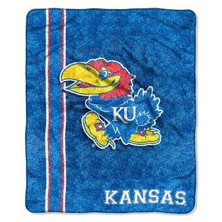 Kansas Sherpa Throw Blanket