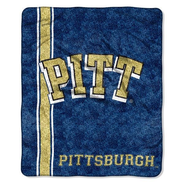 Pittsburgh Sherpa Throw Blanket