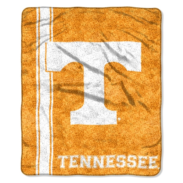 Tennessee Sherpa Throw Blanket