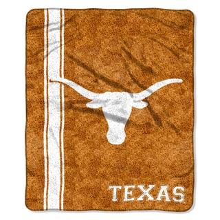 Texas Sherpa Throw Blanket