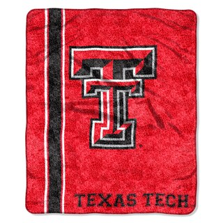 Texas Tech Sherpa Throw Blanket
