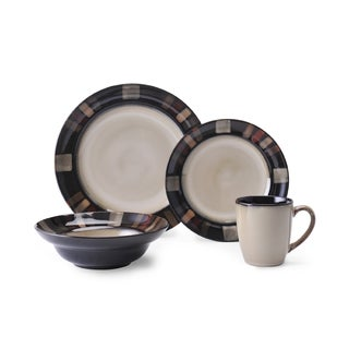 Pfaltzgraff Tahoe 16-piece Dinnerware Set