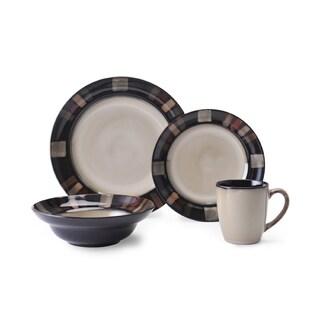 Pfaltzgraff Tahoe 16-piece Dinnerware Set  sc 1 st  Overstock & Brown Dinnerware   Find Great Kitchen u0026 Dining Deals Shopping at ...
