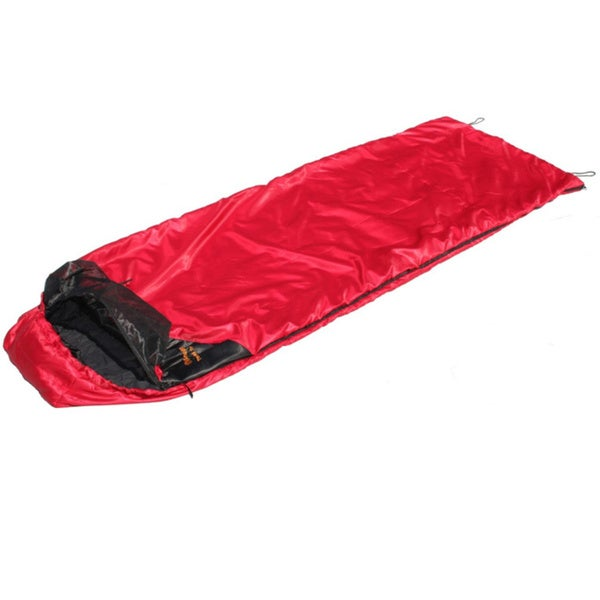 Snugpak Travelpak 1, Red and Black