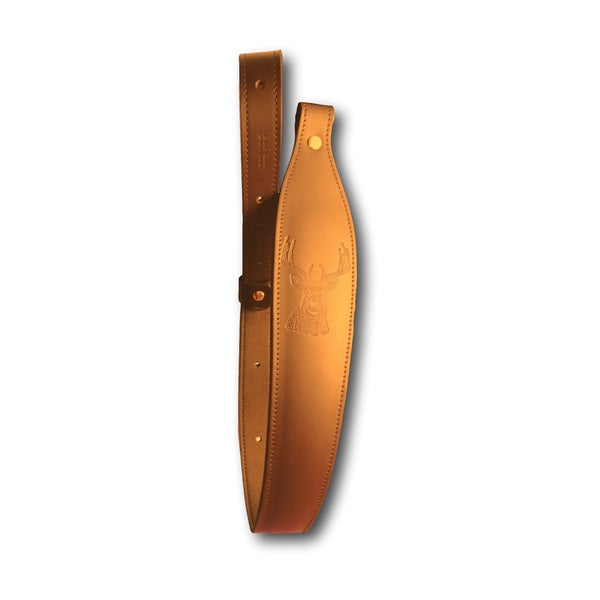 Grizzly Leather Cobra Sling, Buck Emboss
