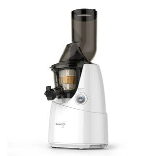 Kuvings Whole Slow Juicer B6000W with Cleaning Tool Set, Color Recipe Book and Smart Cap