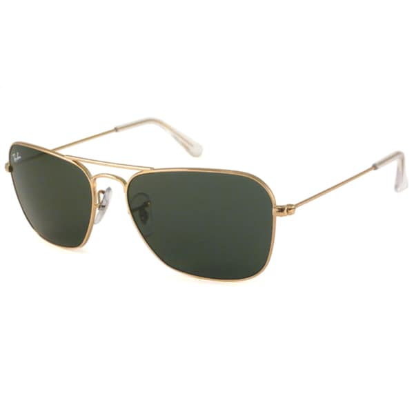 b36dcf3d4e1 Shop Ray-Ban RB3136 Men s Caravan Aviator Sunglasses (As Is Item) - Free  Shipping Today - Overstock - 10011824