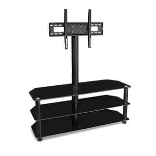 Mount-it! 55-inch TV Mount with Glass Shelves https://ak1.ostkcdn.com/images/products/10011866/P17159638.jpg?impolicy=medium
