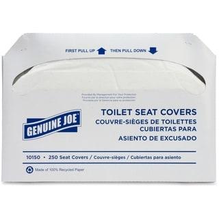Genuine Joe Toilet Seat Cover (Box of 250)