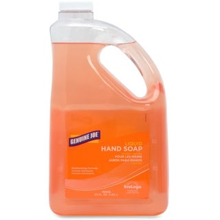 Genuine Joe 64 oz. Orange Hand Soap