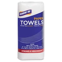Genuine Joe 2-ply Household Roll Paper Towels (Pack of 24)