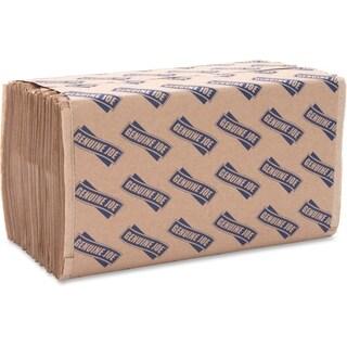Genuine Joe Single-fold Paper Towel (Pack of 16)