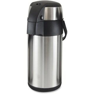 Genuine Joe Stainless Steel 3-liter Vacuum Airpot