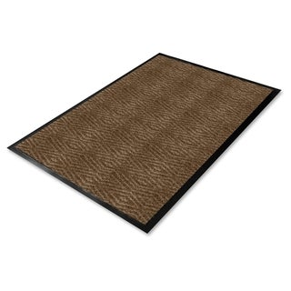 Genuine Joe Soft Step Chocolate Anti-Fatigue Mat