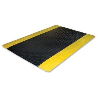 Genuine Joe Black Air Step Anti-Fatigue Mat