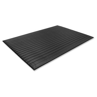Genuine Joe Black Air Step Anti-Fatigue Mats